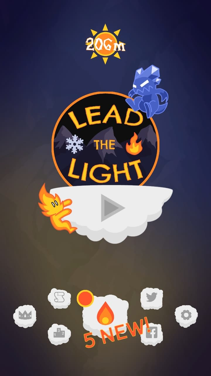"Image result for ""lead the light"" game"